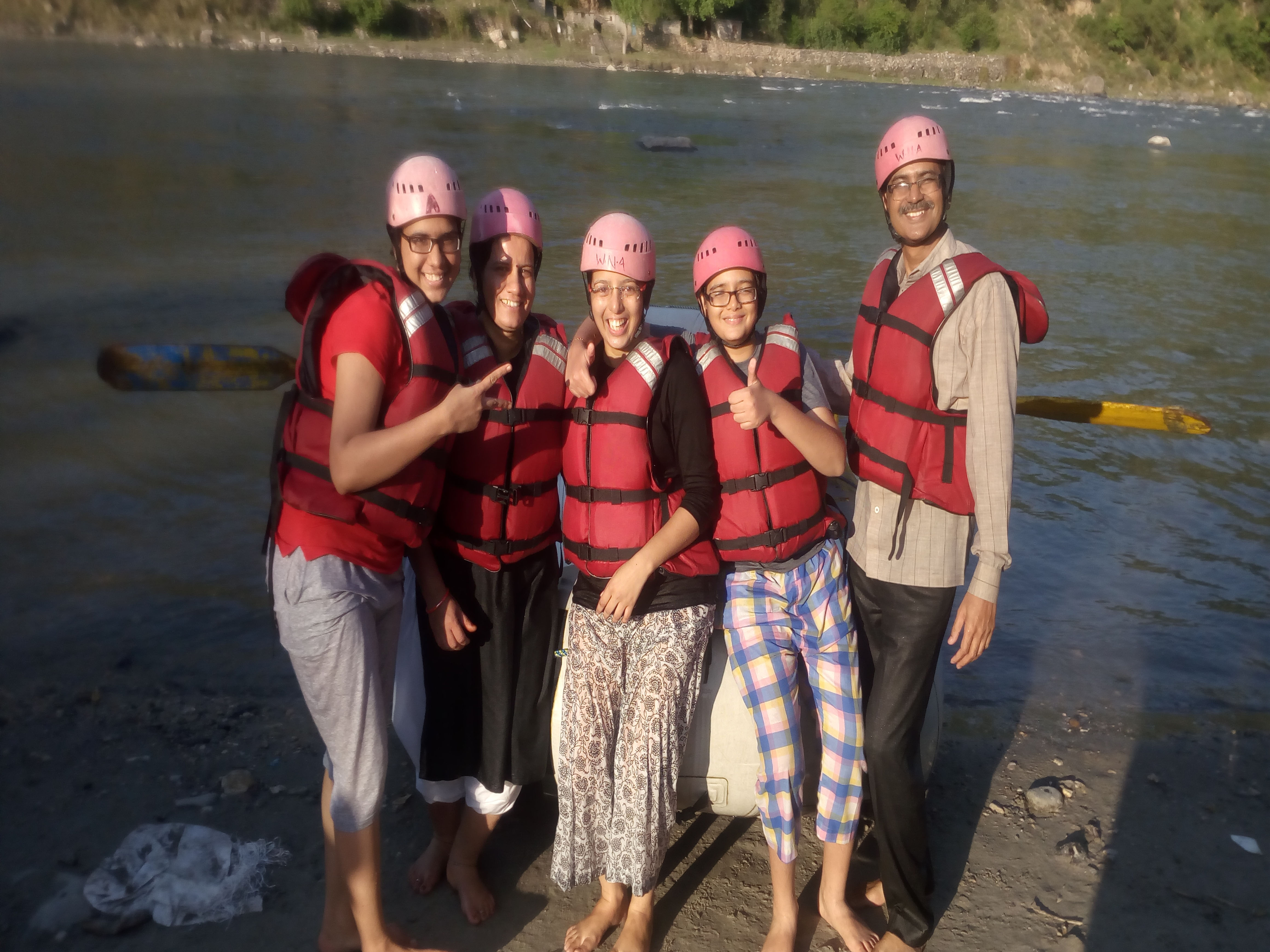 Best River Rafting in Kullu Manali