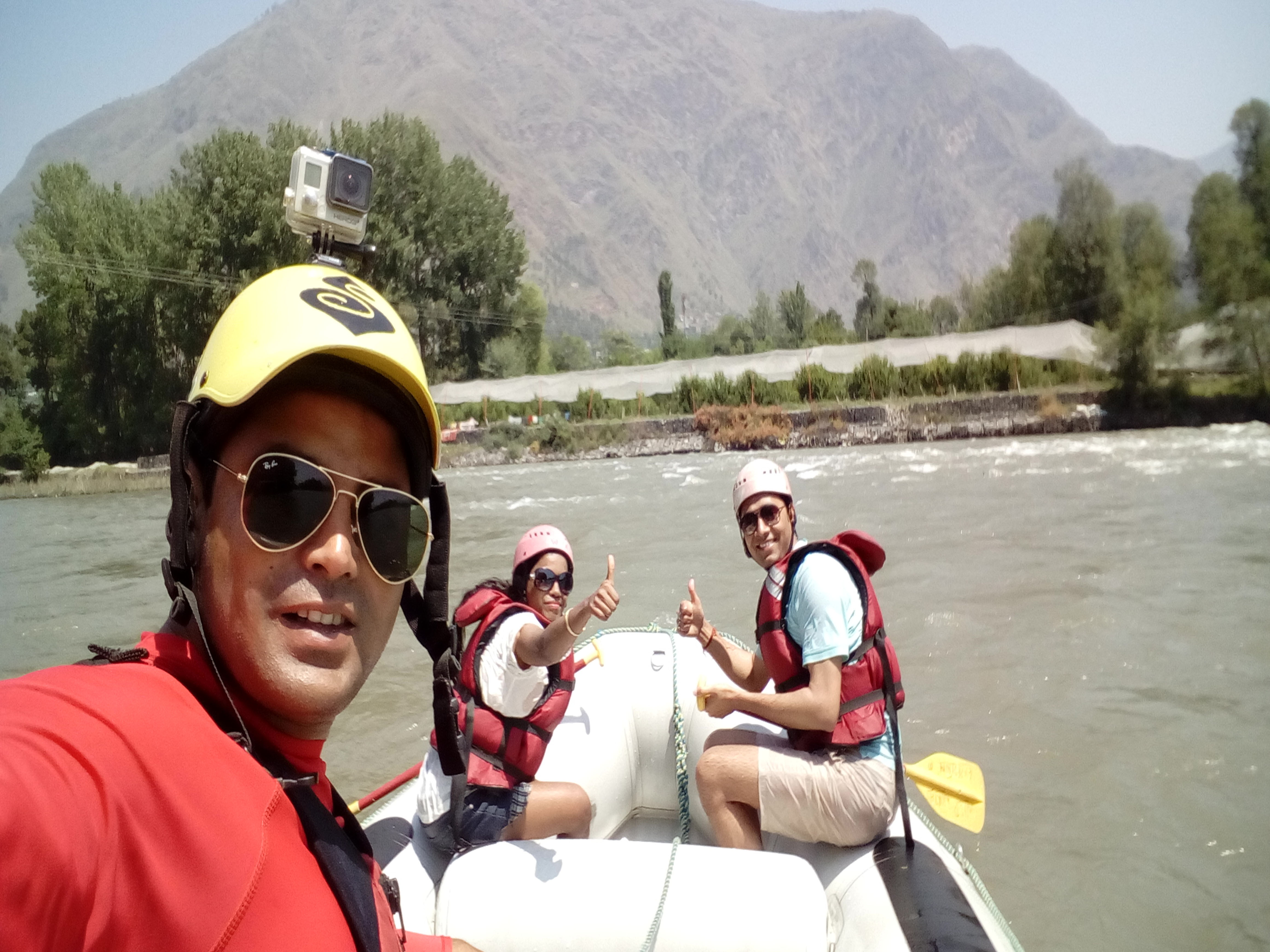Pirdi River Rafting